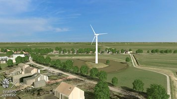 An energy solution in Middag-Humsterland