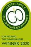 Green Apple Award winner 2020 logo