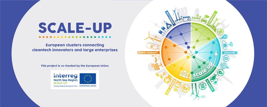 Scale up European clusters connecting cleantech innovators