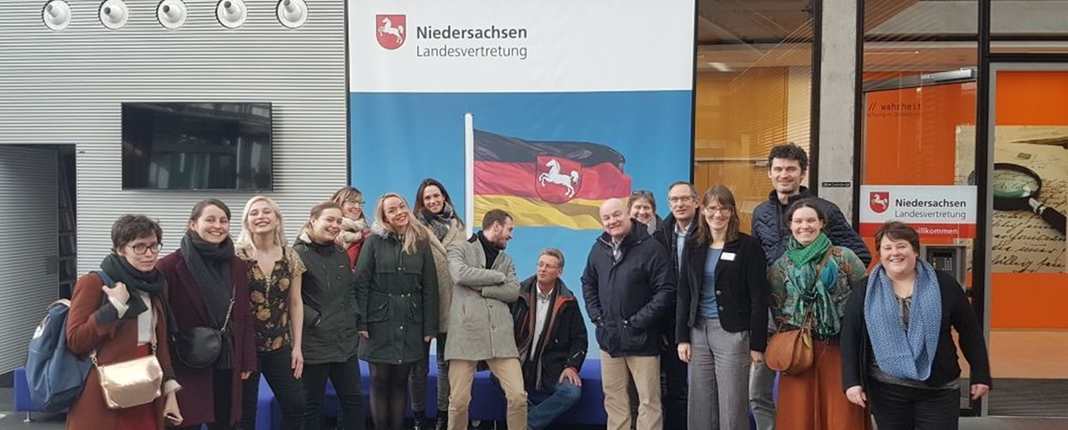 2nd Partner Meeting In Berlin For 2imprezs Project Partners