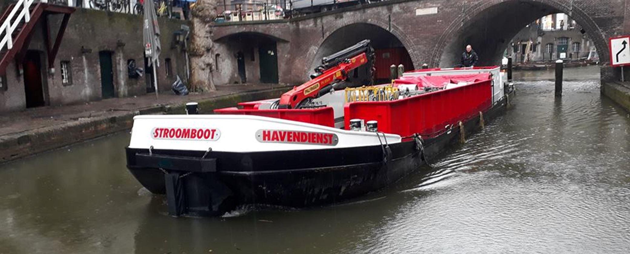 Pilot project: The Beerboat, Utrecht, Interreg VB North Sea