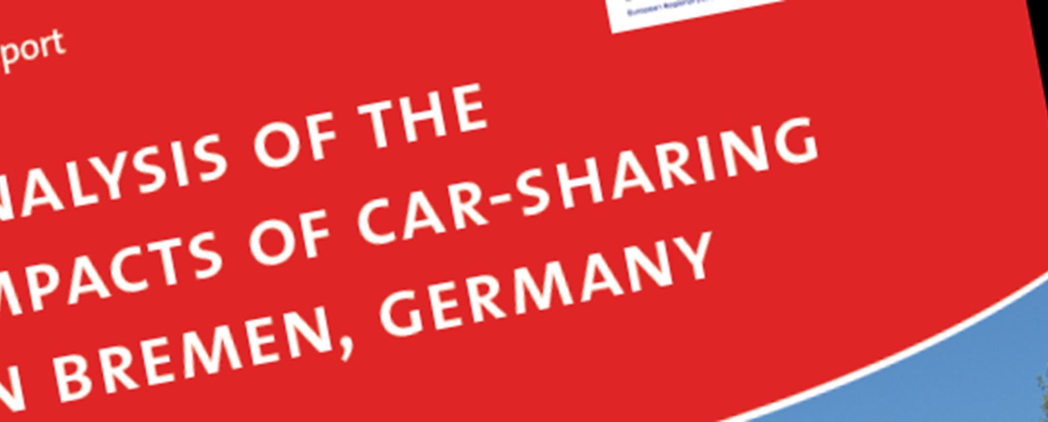 Impact Analysis of Car-Sharing in Bremen - English report