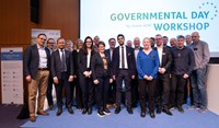 Governmental Day Workshop group photo