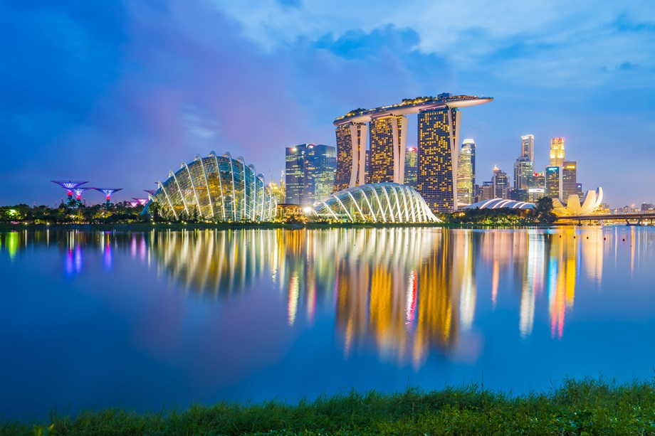 Cleantech mission to Vopak Singapore in October 2019